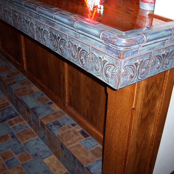 BAR AND FLOOR DETAILS